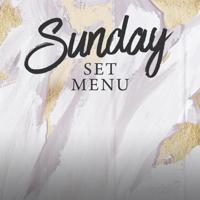 Sunday set menu at The Green Man